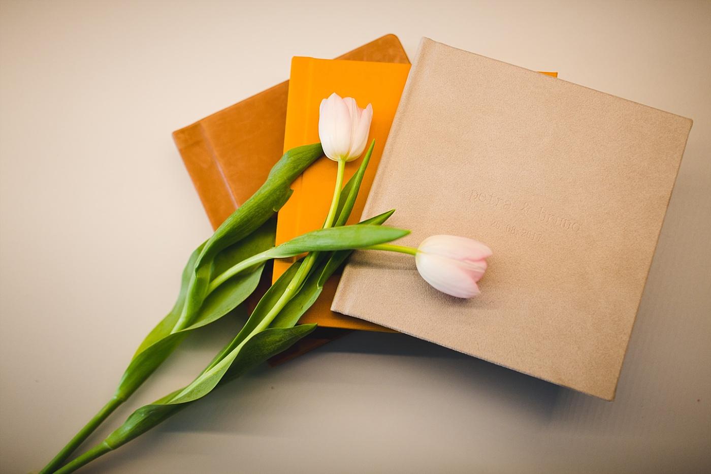 mirela bauer photo wedding tulips