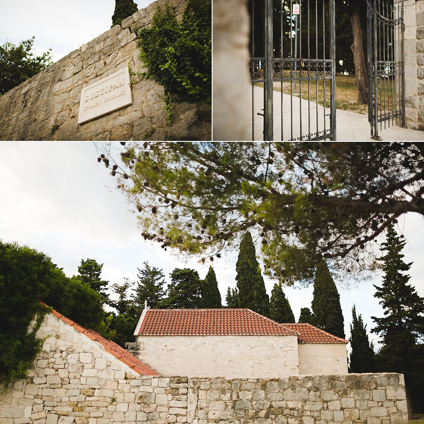 Samostan sv. Stjepana pod borovima